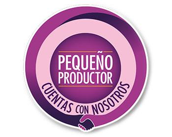 Logo del programa Pequeño Productor