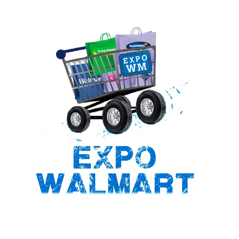 logo expo walmart