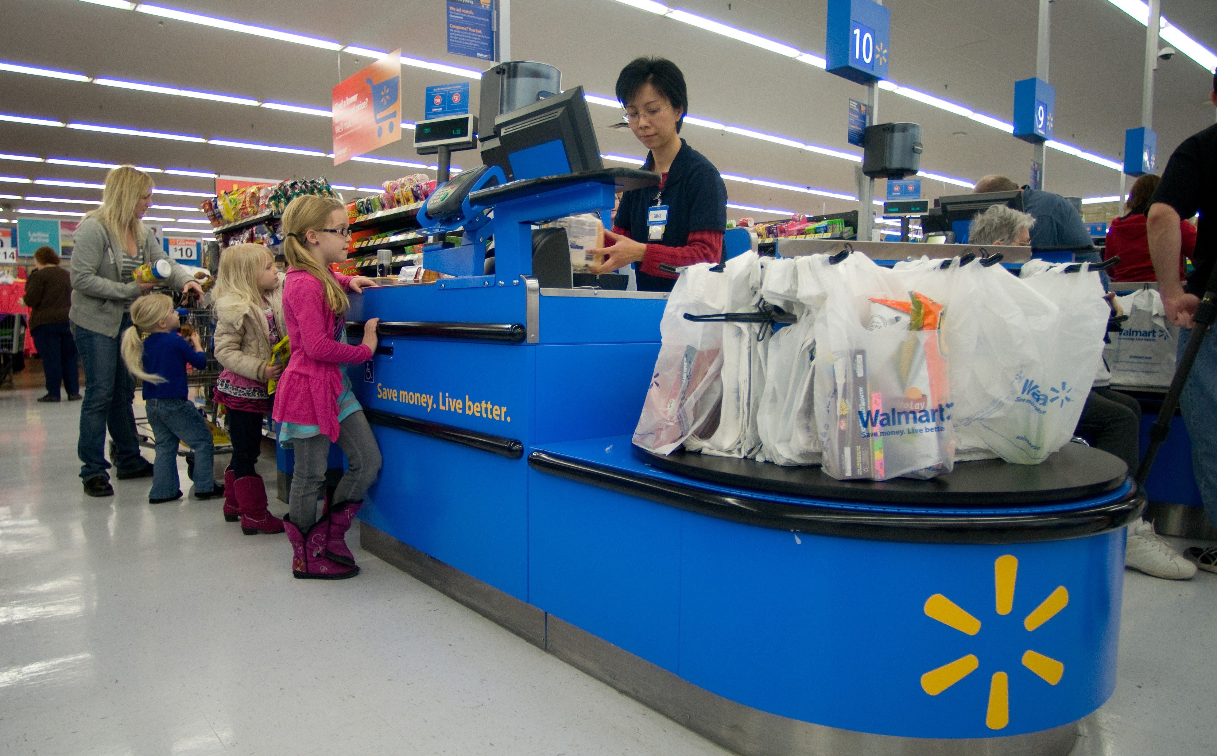 """wal mart the future is sustainability business ethics The scope and boundaries of the 2014 walmart global responsibility report 36 committed to ethics can walmart's business model ever be called """"sustainable."""