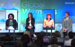 Walmart Leaders Reflect on Women in the Workforce with Author Fawn Germer