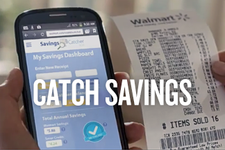 Savings Catcher Homepage Promo