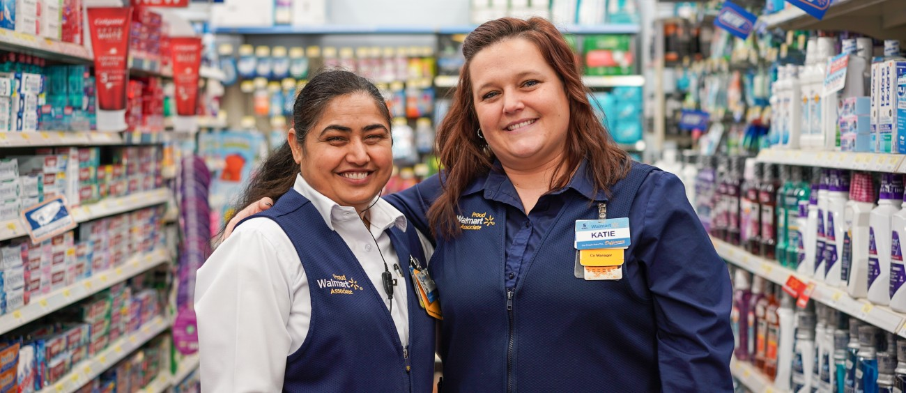 Sales associates in your area will look to you for leadership, direction, training, and support. You are accountable for merchandise availability, department standards, and financial performance of your area. But you're not in it alone. You'll have the full support of your fellow department managers, assistant managers, and store manager.