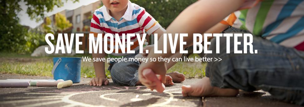 Summer Living Homepage Banner