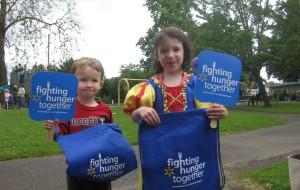 Fighting Hunger Together