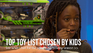 """2015 Top Toys homepage banner reads """"Top Toy List Chosen by Kids. See what's hot for the upcoming holiday season"""""""