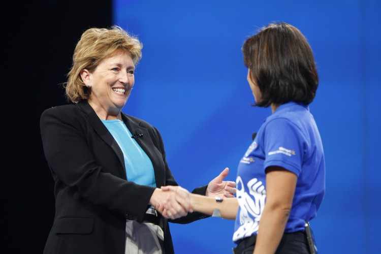 Susan Chambers, Walmart Executive Vice President of People
