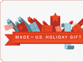Made in the US Holiday Gift list