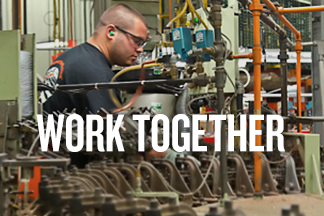 Working together homepage promo
