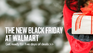 Black Friday Homepage Banner