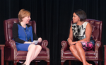 Rosalind Brewer speaks at the 2014 Catalyst Conference