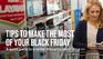 Tips to Make the Most of your Black Friday Homepage Banner