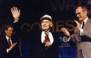 Sam Walton Receives Medal of Freedom