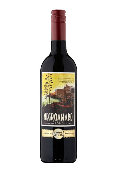 Wine Atlas Negroamaro