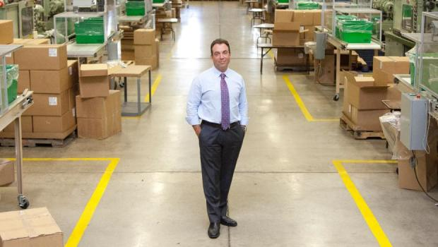 Michael Araten, President and CEO, K'NEX Brands and The Rodon Group