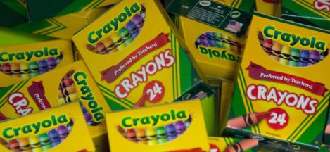 Back to School 2014: Crayola Crayons