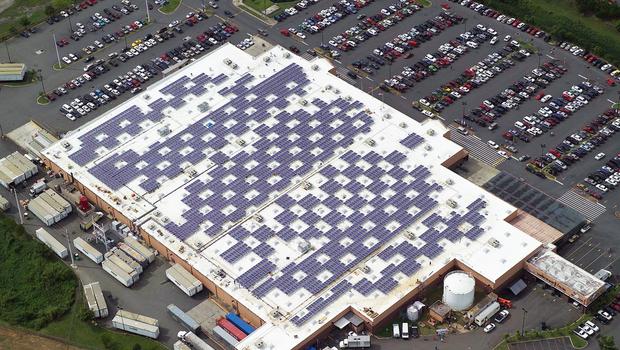 Solar Panels Roof Puerto Rico