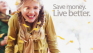 Save money. Live better. banner