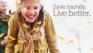 Save money. Live better. banner