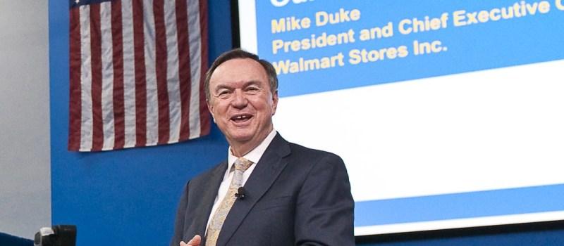 Mike Duke April 2013 Global Milestone Meeting