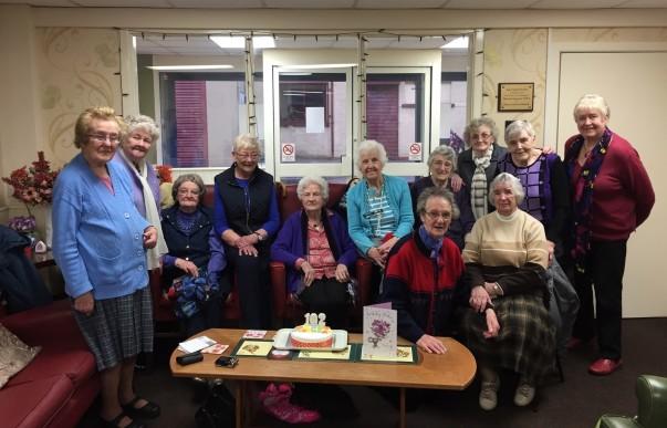 Larne Age UK knitting group