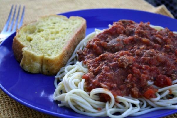 Sneaky Spaghetti Sauce