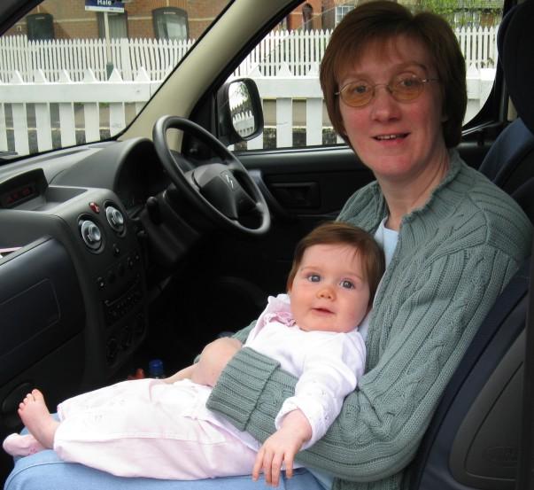 Gemma and mum Lesley
