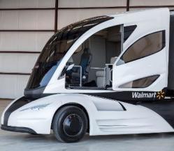 Walmart Advanced Vehicle Experience