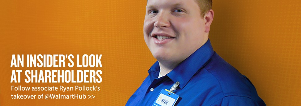 Walmart Associate Ryan Pollack