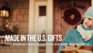 Made in the USA gift guide homepage banner