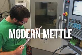Modern Mettle_promo image