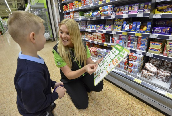 Jenny Barnett's Happy Little Helpers make shopping easier for autistic children