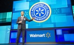 Walmart President and CEO Doug McMillon Speaking at the 2015 Walmart Shareholders Meeting