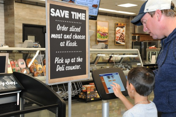 Walmart Supercenter reinvention test stores appointment setting