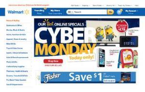 Walmart.com Cyber Monday 2013