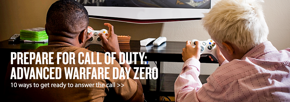 Call of Duty Day Zero Edition Homepage Banner