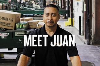 Truck Loader Juan Villalobos