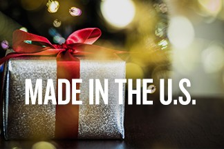 Made in the USA homepage promo