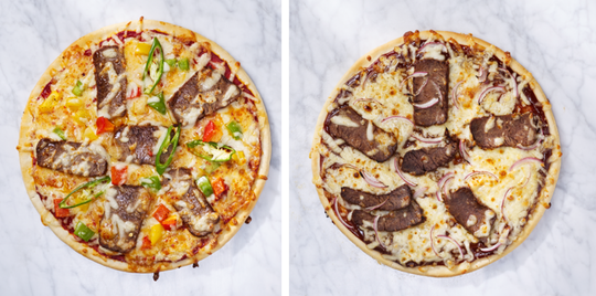 Pizza Flavours