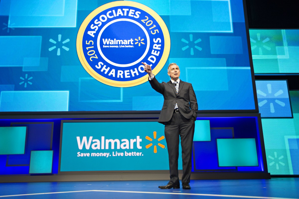 wal mart shareholders report Wal-mart stores, inc (wmt) today announced shareholder voting results for its annual shareholders' meeting approximately 927 percent of all outstanding shares were present or represented by proxy at the meeting the company reported that shareholders approved the election of each of walmart's.