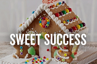 Sweet Success homepage promo