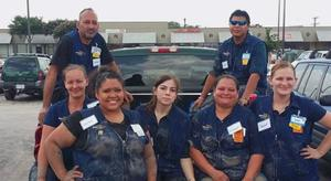 Texas associates Helping With Flood Recovery