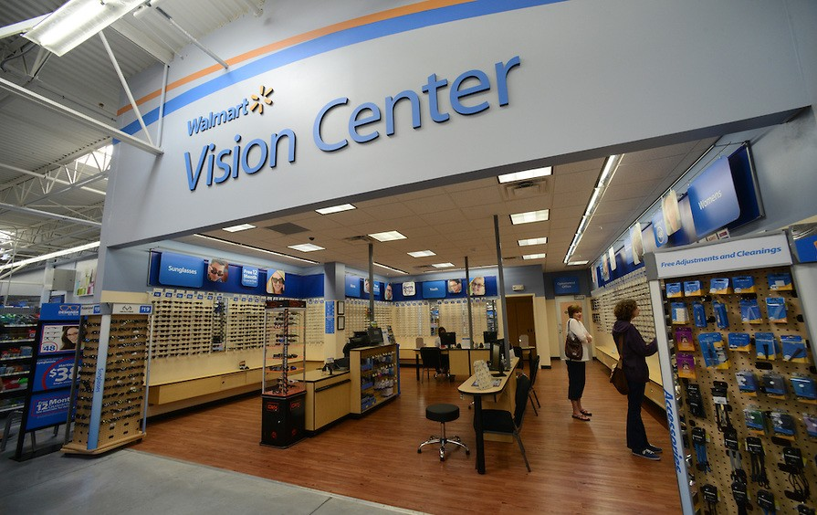 a closer look at your walmart vision center