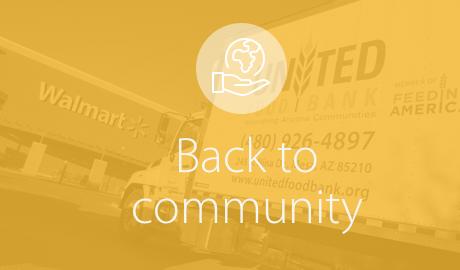 Back to Community