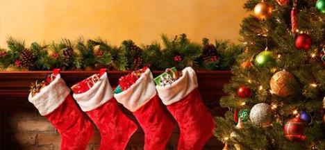 Blog image - Christmas stockings