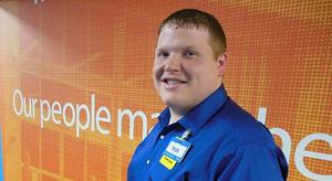 Ryan Pollack at Walmart Home Office