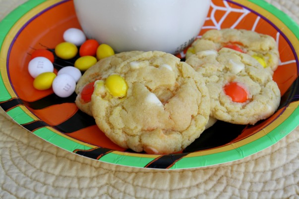Candy Corn Cookies - Blog enhancement image