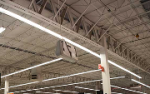 Walmart GE Retail Lighting Announcement Banner