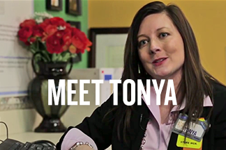 Meet Tonya Home Page Promo