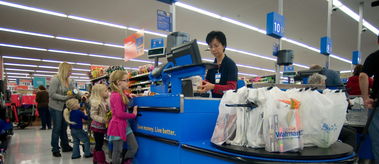 Long Checkout Lines? Not this Holiday Season.