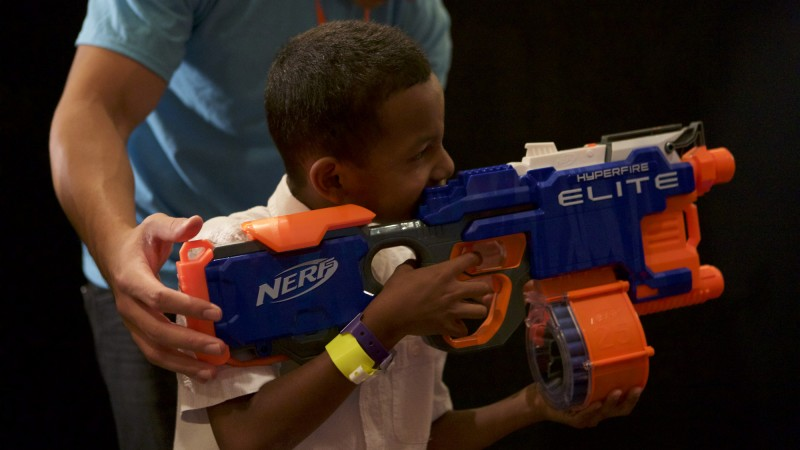Walmart Toy Guns For Boys : What s on kids holiday toy wish lists walmart unveils